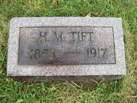 TIFT, HORATIO MARCUS - Trumbull County, Ohio | HORATIO MARCUS TIFT - Ohio Gravestone Photos