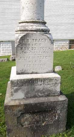 TRACY, R. BRUCE - Trumbull County, Ohio | R. BRUCE TRACY - Ohio Gravestone Photos