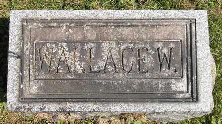 TRACY, WALLACE W. - Trumbull County, Ohio   WALLACE W. TRACY - Ohio Gravestone Photos