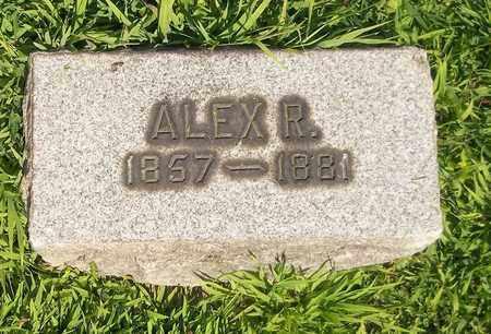 TURNBULL, ALEX R. - Trumbull County, Ohio | ALEX R. TURNBULL - Ohio Gravestone Photos