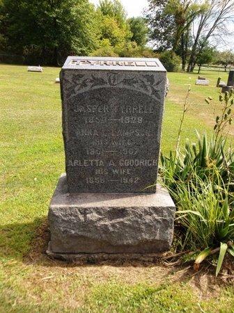 TYRRELL, JASPER - Trumbull County, Ohio | JASPER TYRRELL - Ohio Gravestone Photos