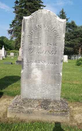 VAUGHN, ORION ENSIGN - Trumbull County, Ohio | ORION ENSIGN VAUGHN - Ohio Gravestone Photos