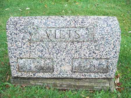 VIETS, MELVIN GUY - Trumbull County, Ohio | MELVIN GUY VIETS - Ohio Gravestone Photos