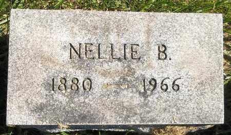 WALKER, NELLIE BLY - Trumbull County, Ohio | NELLIE BLY WALKER - Ohio Gravestone Photos