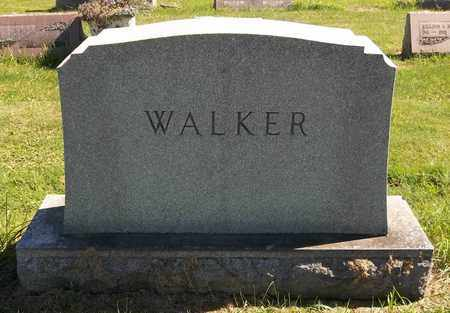 WALKER, LESLIE - Trumbull County, Ohio | LESLIE WALKER - Ohio Gravestone Photos