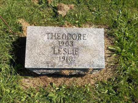 WALKER, THEODORE - Trumbull County, Ohio   THEODORE WALKER - Ohio Gravestone Photos