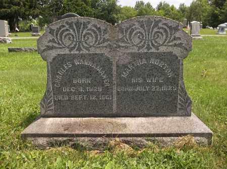 WANNAMAKER, CHARLES - Trumbull County, Ohio | CHARLES WANNAMAKER - Ohio Gravestone Photos