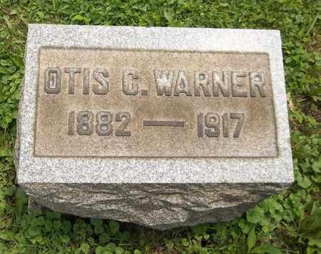 WARNER, OTIS C. - Trumbull County, Ohio | OTIS C. WARNER - Ohio Gravestone Photos