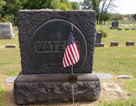 WATERS, RALPH J. - Trumbull County, Ohio | RALPH J. WATERS - Ohio Gravestone Photos