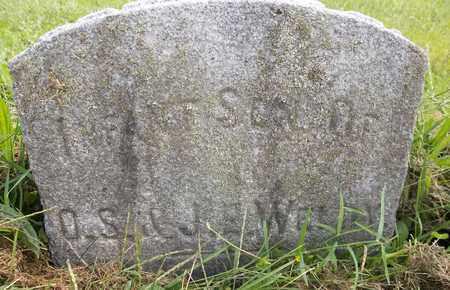 WELDY, OLLIVER S. - Trumbull County, Ohio   OLLIVER S. WELDY - Ohio Gravestone Photos