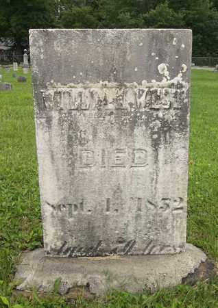 WEST, WILLIAM - Trumbull County, Ohio | WILLIAM WEST - Ohio Gravestone Photos