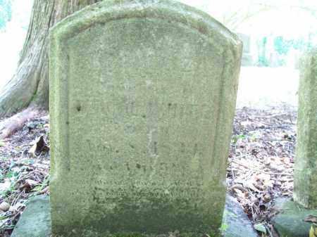 WHITE, EDA ELIZA - Trumbull County, Ohio   EDA ELIZA WHITE - Ohio Gravestone Photos