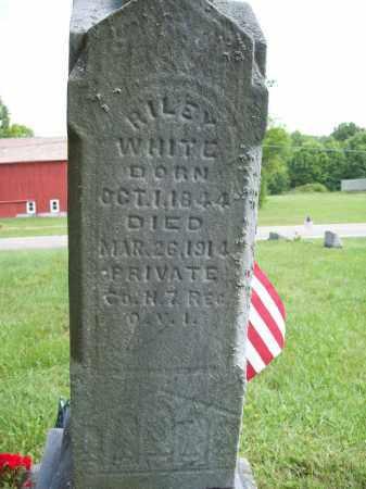 WHITE, RILEY - Trumbull County, Ohio | RILEY WHITE - Ohio Gravestone Photos