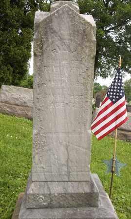 WHITE, RILLA - Trumbull County, Ohio   RILLA WHITE - Ohio Gravestone Photos