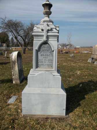 WILCOX, JOSEPH E. - Trumbull County, Ohio | JOSEPH E. WILCOX - Ohio Gravestone Photos