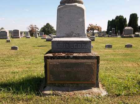 HARRISON, MARGARET - Trumbull County, Ohio   MARGARET HARRISON - Ohio Gravestone Photos