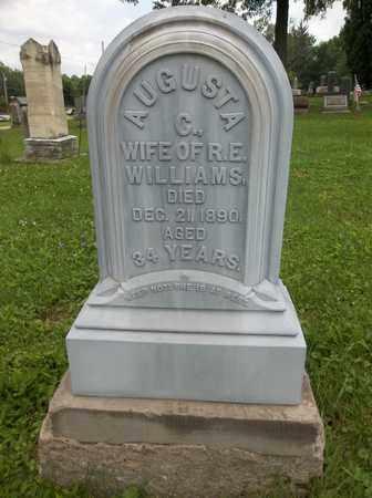 WILLIAMS, AUGUSTA C. - Trumbull County, Ohio | AUGUSTA C. WILLIAMS - Ohio Gravestone Photos