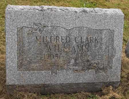 WILLIAMS, MILDRED - Trumbull County, Ohio | MILDRED WILLIAMS - Ohio Gravestone Photos