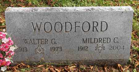 WOODFORD, MILDRED C. - Trumbull County, Ohio | MILDRED C. WOODFORD - Ohio Gravestone Photos