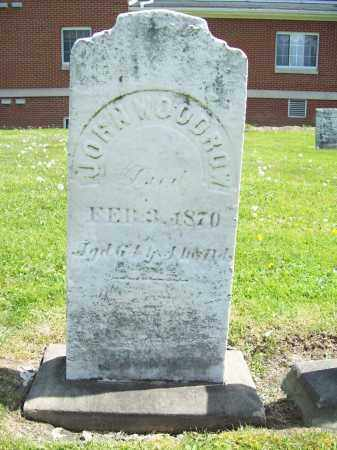 WOODROW, JOHN - Trumbull County, Ohio | JOHN WOODROW - Ohio Gravestone Photos