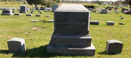 HAMPTON WOODRUFF, NAOMI - Trumbull County, Ohio | NAOMI HAMPTON WOODRUFF - Ohio Gravestone Photos