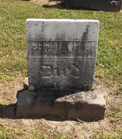 CARD WRIGHT, PRISCILLA - Trumbull County, Ohio | PRISCILLA CARD WRIGHT - Ohio Gravestone Photos