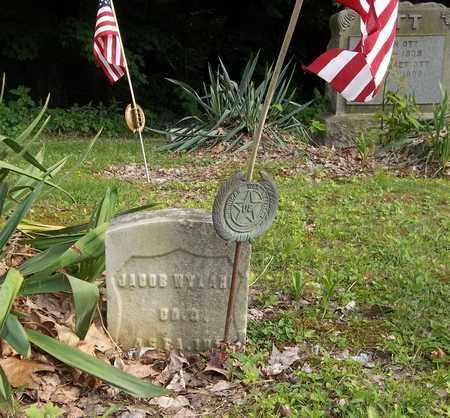 WYLAND, JACOB - Trumbull County, Ohio | JACOB WYLAND - Ohio Gravestone Photos