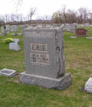 EDIE, JR., JOHN H. - Tuscarawas County, Ohio   JOHN H. EDIE, JR. - Ohio Gravestone Photos
