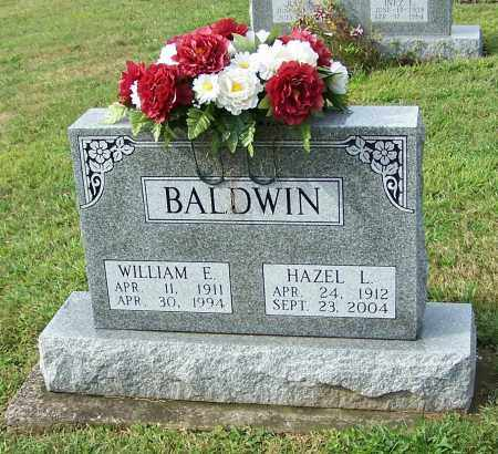 BALDWIN, WILLIAM E. - Tuscarawas County, Ohio | WILLIAM E. BALDWIN - Ohio Gravestone Photos