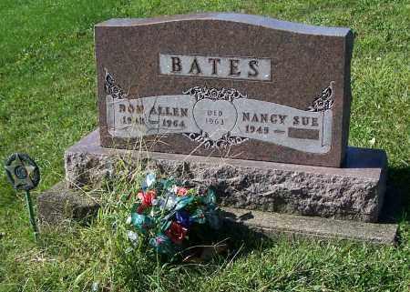 BATES, DON ALLEN - Tuscarawas County, Ohio | DON ALLEN BATES - Ohio Gravestone Photos