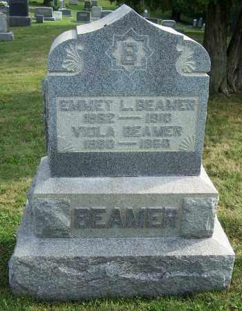 BEAMER, VIOLA - Tuscarawas County, Ohio | VIOLA BEAMER - Ohio Gravestone Photos