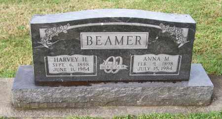BEAMER, ANNA M. - Tuscarawas County, Ohio | ANNA M. BEAMER - Ohio Gravestone Photos