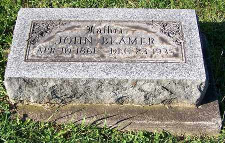 BEAMER, JOHN - Tuscarawas County, Ohio | JOHN BEAMER - Ohio Gravestone Photos