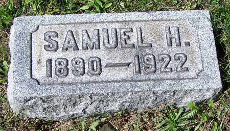 BEAMER, SAMUEL H. - Tuscarawas County, Ohio | SAMUEL H. BEAMER - Ohio Gravestone Photos