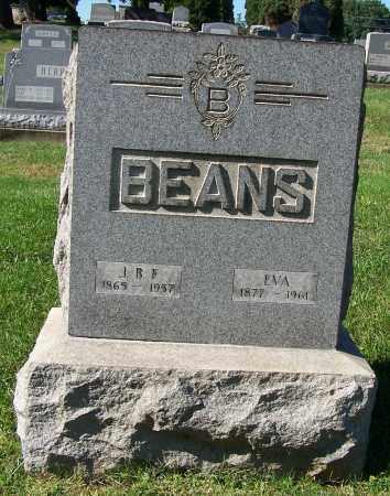BEANS, EVA - Tuscarawas County, Ohio | EVA BEANS - Ohio Gravestone Photos
