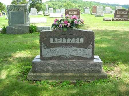BEITZEL, ALBERT WILLIAM - Tuscarawas County, Ohio   ALBERT WILLIAM BEITZEL - Ohio Gravestone Photos
