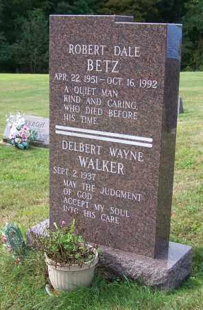 WALKER, DELBERT WAYNE - Tuscarawas County, Ohio | DELBERT WAYNE WALKER - Ohio Gravestone Photos