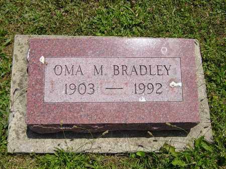 BRADLEY, OMA M. - Tuscarawas County, Ohio   OMA M. BRADLEY - Ohio Gravestone Photos