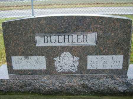 BUEHLER, NORMA J. - Tuscarawas County, Ohio   NORMA J. BUEHLER - Ohio Gravestone Photos