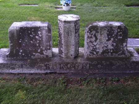 BURGETT MONUMENT, SUSIE - Tuscarawas County, Ohio | SUSIE BURGETT MONUMENT - Ohio Gravestone Photos