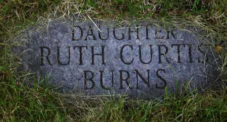 BURNS, RUTH F. - Tuscarawas County, Ohio | RUTH F. BURNS - Ohio Gravestone Photos