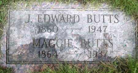 BUTTS, MARGARET SOPHIA - Tuscarawas County, Ohio | MARGARET SOPHIA BUTTS - Ohio Gravestone Photos