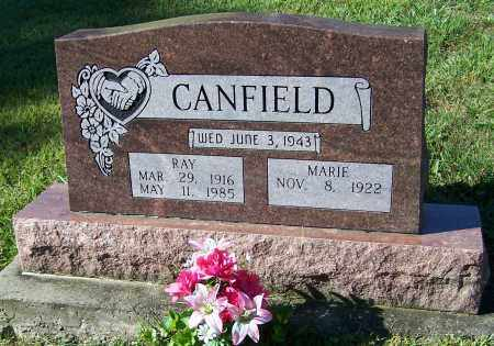 CANFIELD, MARIE - Tuscarawas County, Ohio | MARIE CANFIELD - Ohio Gravestone Photos