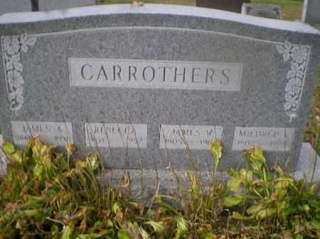 CARROTHERS, REBECCA - Tuscarawas County, Ohio | REBECCA CARROTHERS - Ohio Gravestone Photos