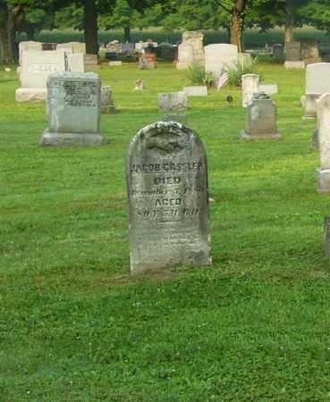 CASSLER, JACOB - Tuscarawas County, Ohio | JACOB CASSLER - Ohio Gravestone Photos