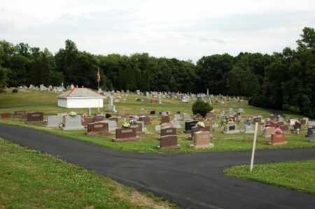 CEMETERY, STONE CREEK - NEW SECTION VIEW - Tuscarawas County, Ohio | STONE CREEK - NEW SECTION VIEW CEMETERY - Ohio Gravestone Photos