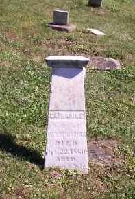 COMBS, CATHARILE - Tuscarawas County, Ohio | CATHARILE COMBS - Ohio Gravestone Photos