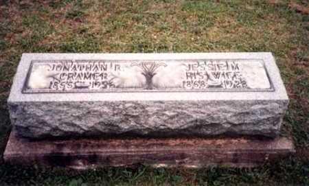CRAMER, JESSIE M. - Tuscarawas County, Ohio | JESSIE M. CRAMER - Ohio Gravestone Photos