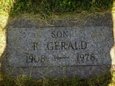 CURTIS, R. GERALD - Tuscarawas County, Ohio | R. GERALD CURTIS - Ohio Gravestone Photos