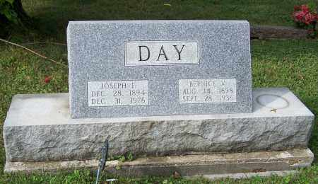 DAY, JOSEPH F. - Tuscarawas County, Ohio | JOSEPH F. DAY - Ohio Gravestone Photos
